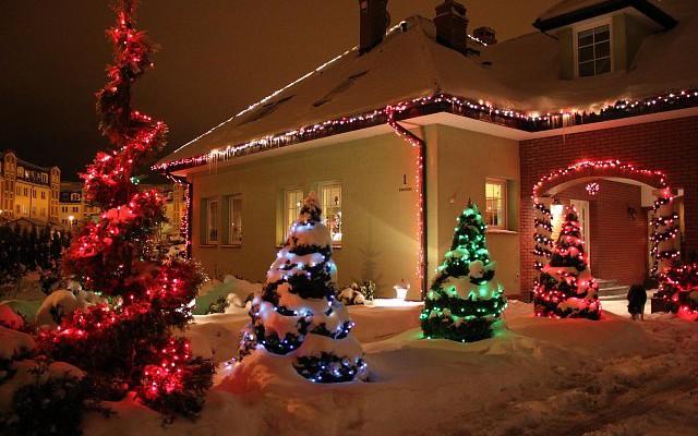 Konkurs Na Oświetlenie świąteczne Gmina Stare Bogaczowice